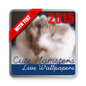 Hamsters Live Wallpaper icon