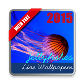 Jellyfishes Live Wallpaper icon