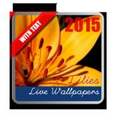 Lilies Live Wallpaper icon