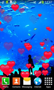 Aquarium Live Wallpapers apk screenshot