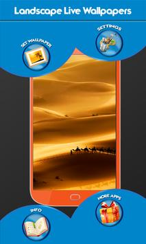 Landscape Live Wallpapers apk screenshot
