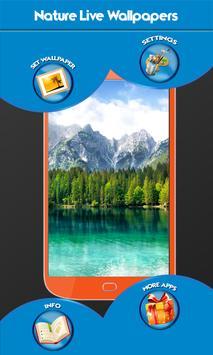 Nature Live Wallpapers apk screenshot