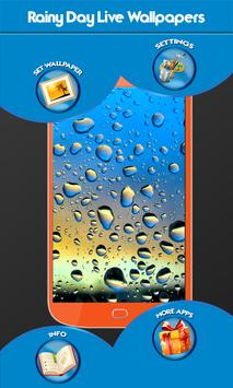 Rainy Day Live Wallpapers apk screenshot