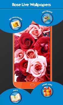 Rose Live Wallpapers apk screenshot