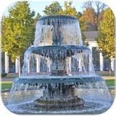 Fountain Live Wallpaper icon