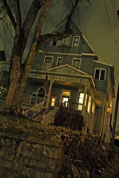 Haunted House Live Wallpaper screenshot 2