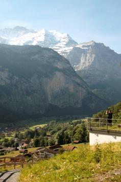 Mountains Live Wallpaper screenshot 2