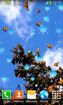 Butterflies Live Wallpapers apk screenshot