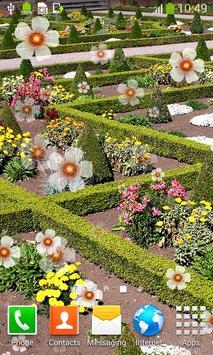 Garden Live Wallpapers apk screenshot