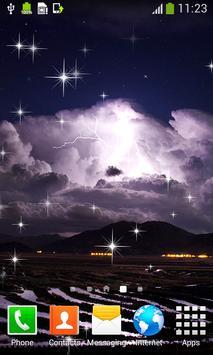 Mighty Storm Live Wallpapers apk screenshot