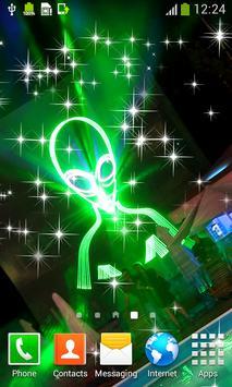 Neon Live Wallpapers apk screenshot
