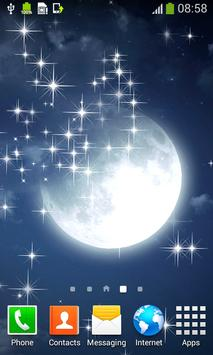 Night Sky Live Wallpapers apk screenshot