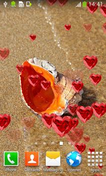 Seashell Live Wallpapers apk screenshot
