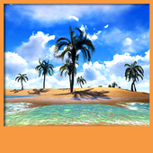 Paradise Live Wallpapers icon