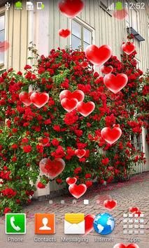 Roses Live Wallpapers apk screenshot