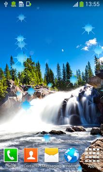 Waterfall Live Wallpapers apk screenshot