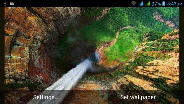 HD Nature Live Wallpapers apk screenshot