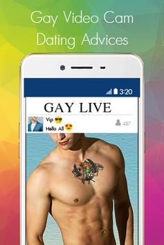 Live Gay Video Cam Chat Advice poster