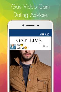 Live Gay Video Cam Chat Advice apk screenshot