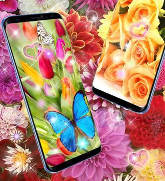 Flowers Live screenshot 3