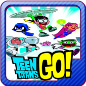 Titans Go Run - Adventure icon