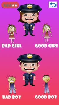 Fake Call - Kids Police poster