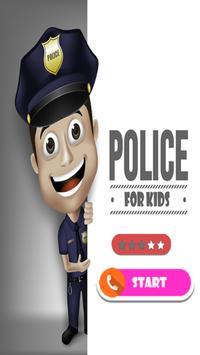 Fake Call - Kids Police screenshot 7