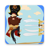 Stick Pirate Escape icon