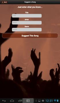 Live Band Karaoke by GCB screenshot 4