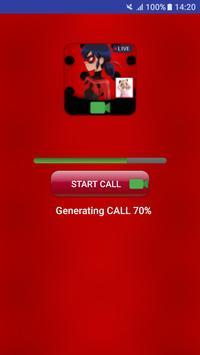 Instant Video Call LadyBug Live 2018 screenshot 2