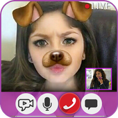Instant Video Call/live soy luna 2018 icon