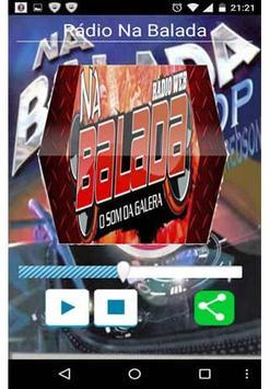 Rádio Na Balada poster