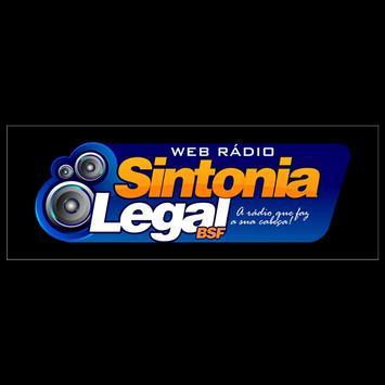 Radio Web Sintonia Legal bsf apk screenshot