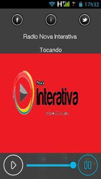 Rádio Nova Interativa screenshot 1