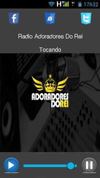 Rádio Adoradores Do Rei apk screenshot