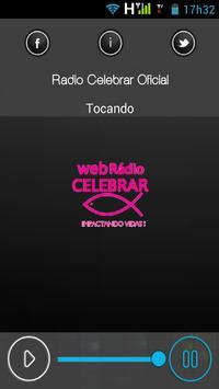 Rádio Celebrar Oficial poster