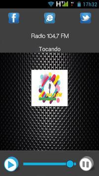 104 FM a Rádio do Povo de Deus apk screenshot