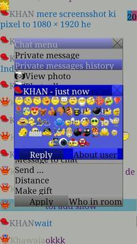 AVACS Live Chat apk screenshot