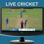 Watch Live Cricket - MobileTV icon