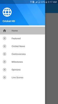 Live Cricket HD apk screenshot