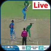 Cricket new live app prank icon