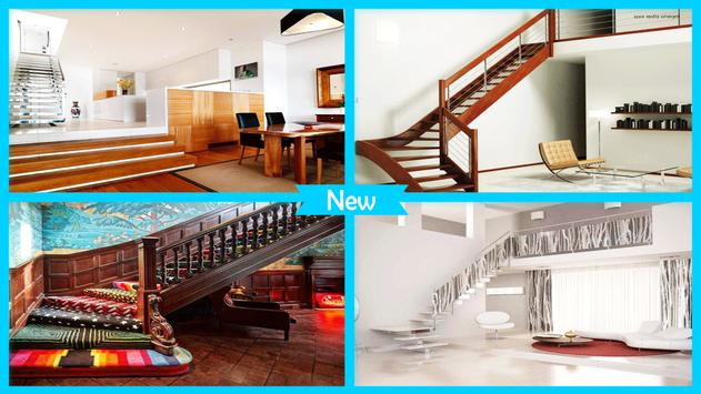 Creative Stairs Decoration Ideas poster