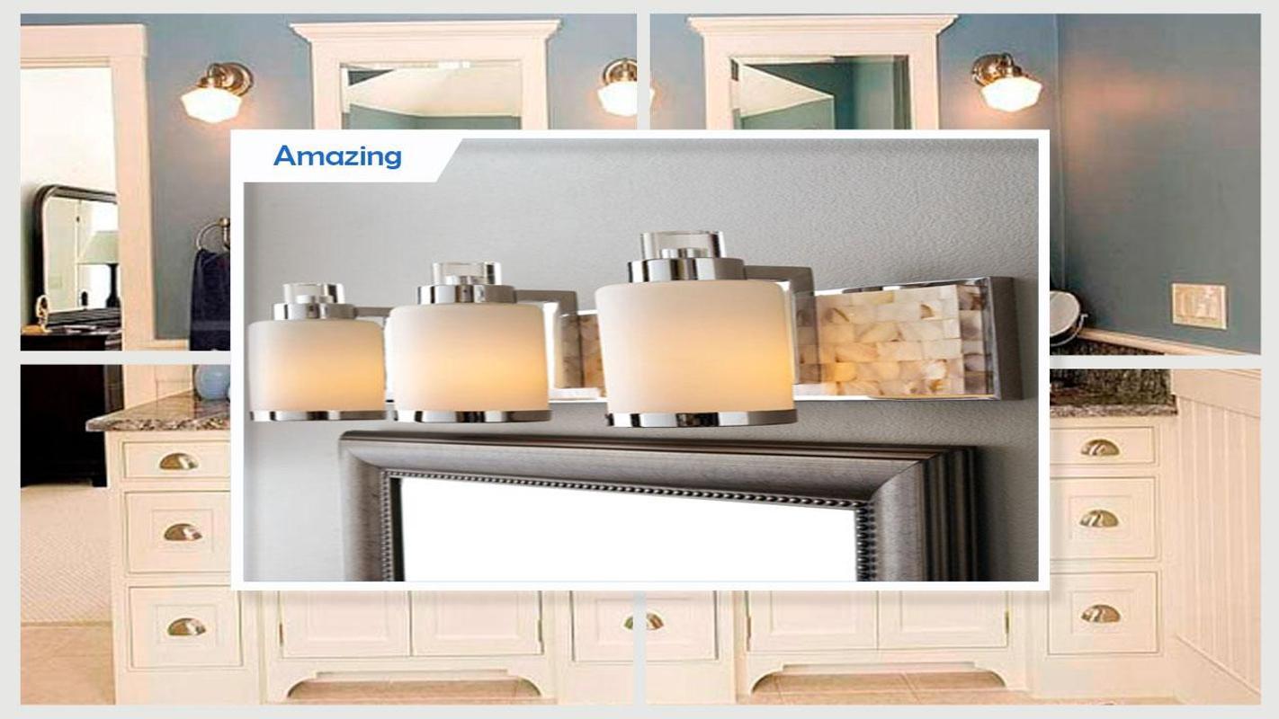 Stylish diy bathroom lighting ideas descarga apk gratis arte y stylish diy bathroom lighting ideas poster aloadofball Images