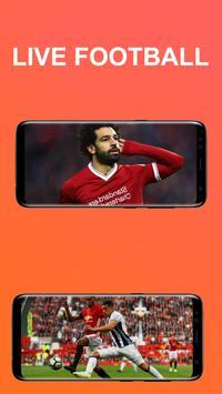 1 Schermata Football Live On TV