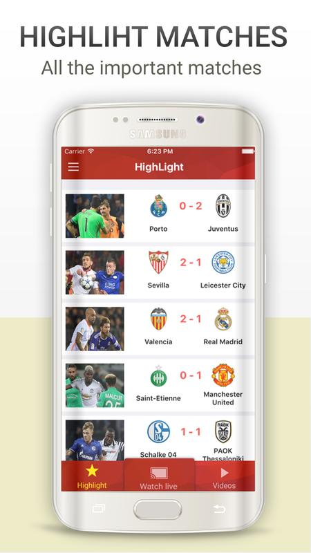 how to watch live football on internet