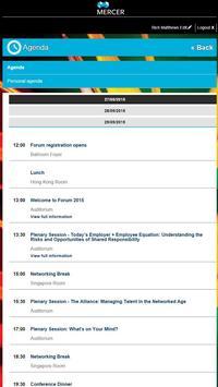 Mercer 2015 LAHR Forum screenshot 1