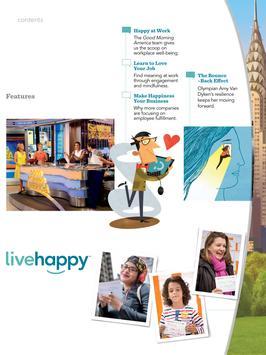 Live Happy: Digital Edition apk screenshot