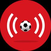 Live Football Score – Stream TV icon