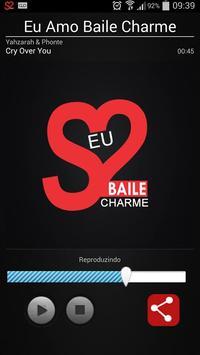 Rádio: Eu Amo Baile Charme screenshot 1