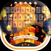 Lion Live Keyboard icon